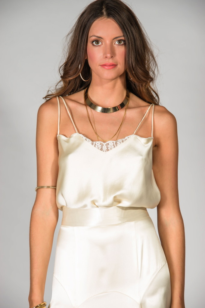 The Pearl Cami.
