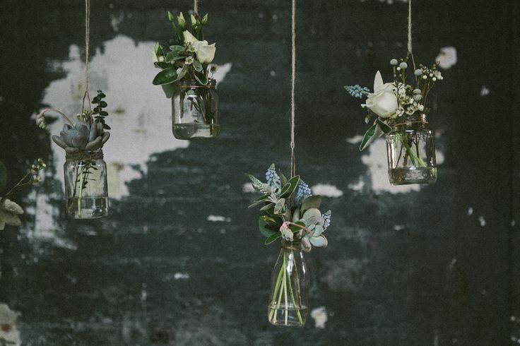 Image by India Hobson Weddings via Rock My Wedding.