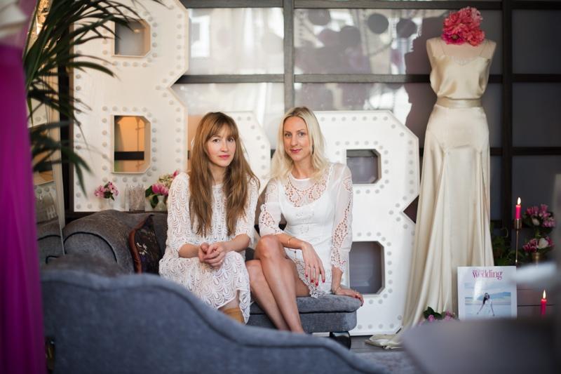 Bridal Boutique Tour of Belle & Bunty
