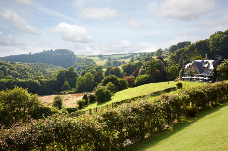 Image courtesy of Hotel Endsleigh.