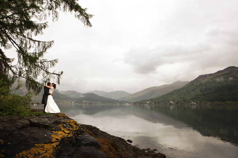 Image courtesy of The Lodge on Loch Goil.