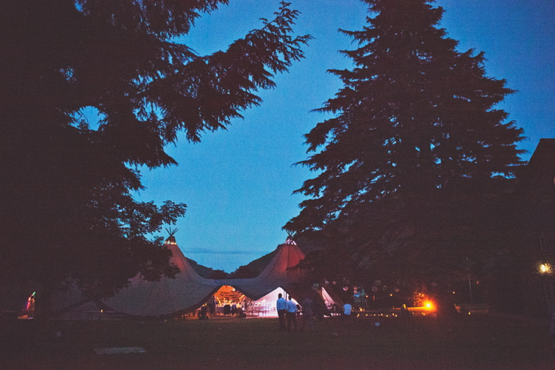 Image courtesy of Fjell Event Tipis.