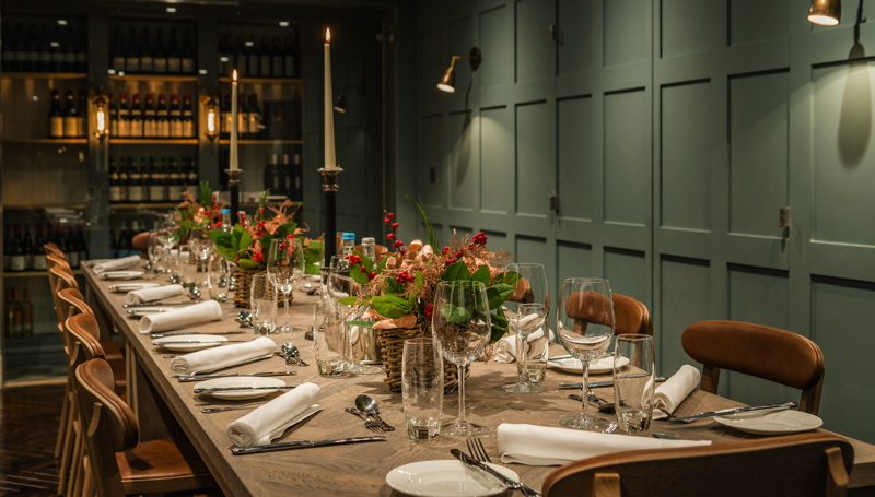 Images courtesy of King Street Townhouse.