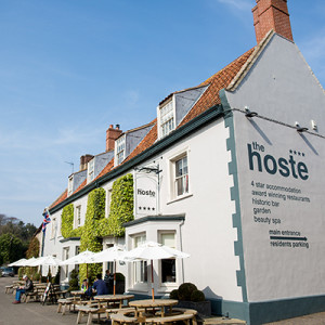 See more about The Hoste wedding venue in Norfolk,  Eastern
