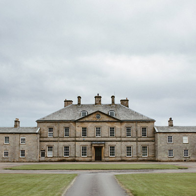 Capheaton Hall | Image by Ruth Atkinson Photography.