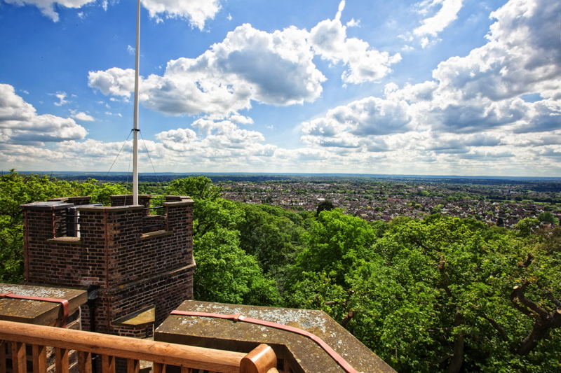 Image courtesy of Severndroog Castle.
