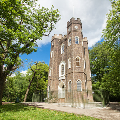 See more about Severndroog Castle wedding venue in South London,  London