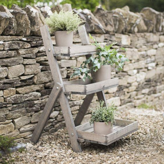 Garden Trading Aldsworth Pot Ladder - £75.00