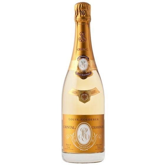 Great Western Wine Champagne Louis Roederer Cristal, France, Sparkling - £175.00