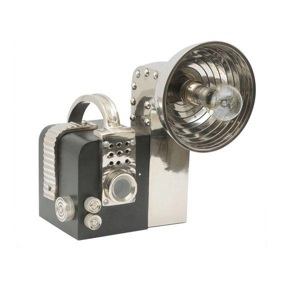 Artisanti Lichfield Camera Lamp - £129.00