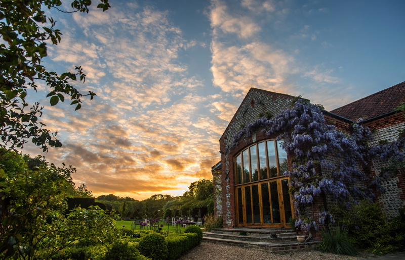 Wedding Venues in Norfolk, East of England   Chaucer Barn ...