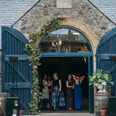 See more about The Byre at Inchyra wedding venue in Perth,  Scotland