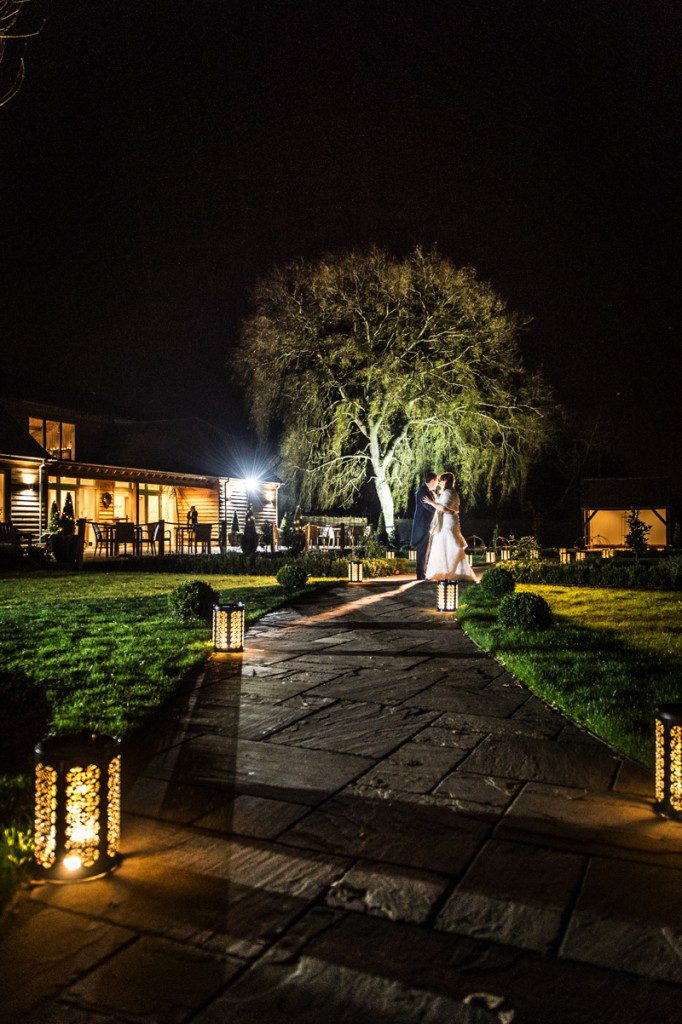 Image courtesy of Houchins Wedding Venue.
