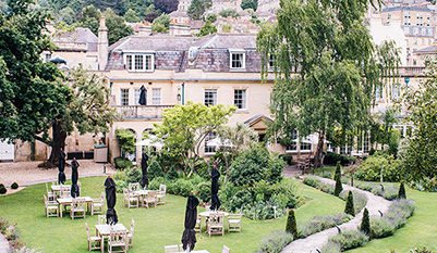 Luxury Wedding Venues In Bath The Royal Crescent