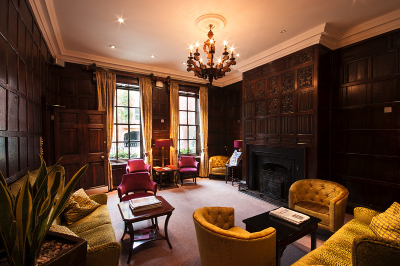 Image courtesy of Sir Christopher Wren Hotel and Spa.