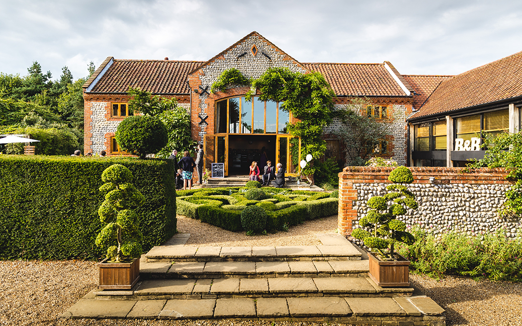 Wedding Venues in Norfolk, East of England | Chaucer Barn ...