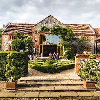 See more about Chaucer Barn wedding venue in Norfolk,  Eastern