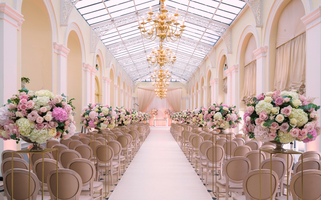 Luxury Wedding Venues: Wedding Venues In Oxfordshire, South East