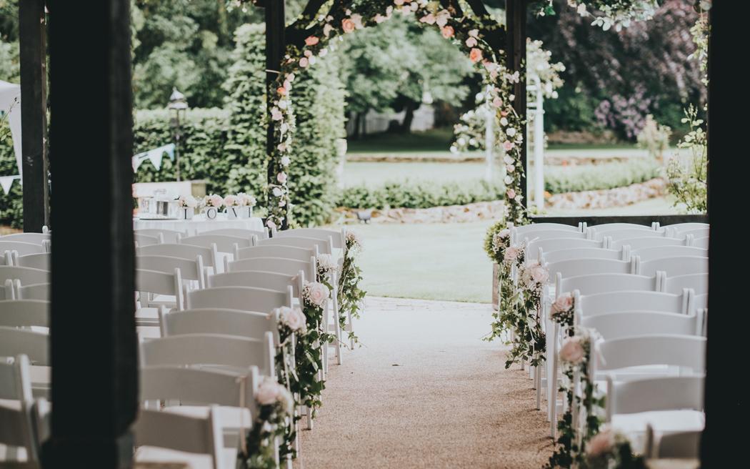 Coco wedding venues slideshow - Orangery Wedding Venue in Kent - Hayne House.