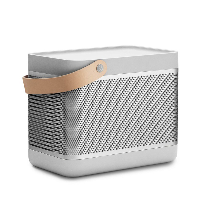 B&O Play Beolit 15 Bluetooth Speaker, Natural, £399.
