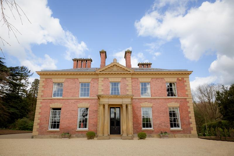 Garthmyl Hall | Image courtesy of Garthmyl Hall.