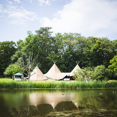 See more about Knepp Castle Estate wedding venue in West Sussex,  South East