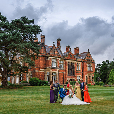 See more about Rockliffe Hall wedding venue in County Durham,  North East