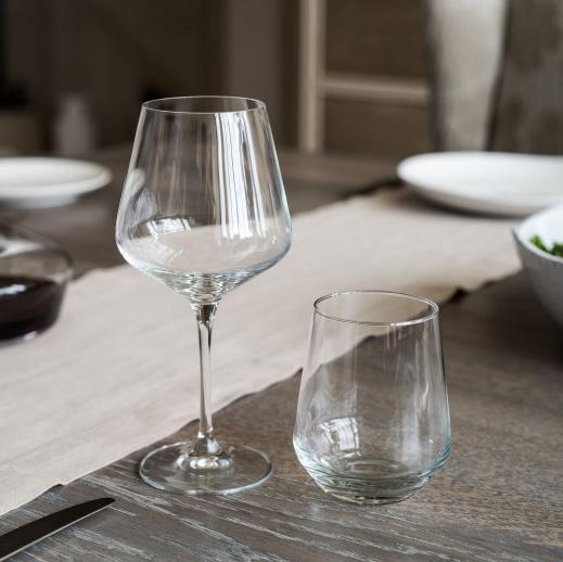 Kelly Hoppen Glassware, £10.00 - £20.00.