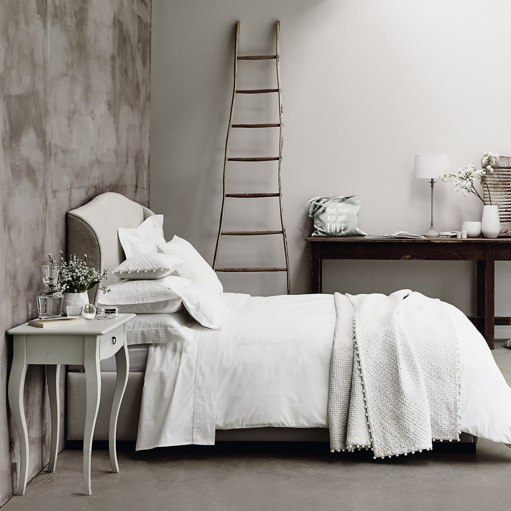 The White Company bedding, £7.00 - £310.00.
