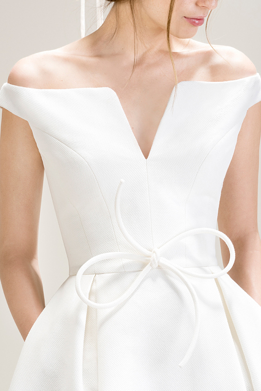The 2017 Wedding Trend Report - Wedding Dress Trends.