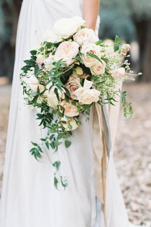 The 2017 Wedding Trend Report - Shades of Nude.