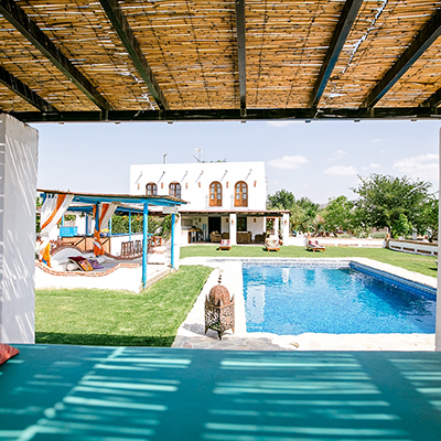 See more about Finca Al Limon Ecolodge wedding venue in Spain,  International