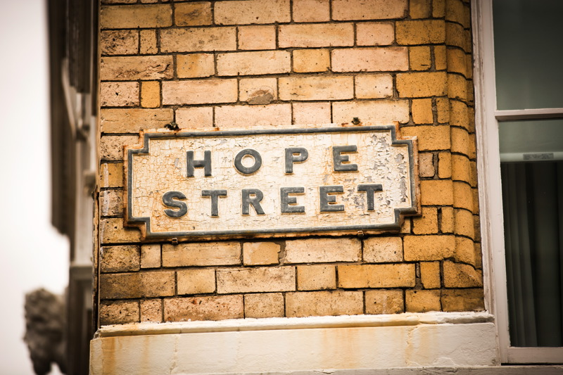 Image courtesy of Hope Street Hotel.