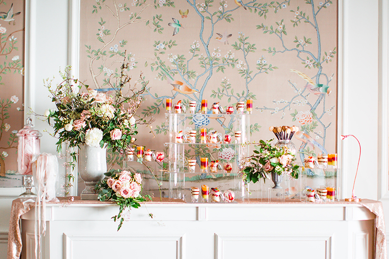 The 2017 Wedding Trend Report - Gourmet Grazing Stations.