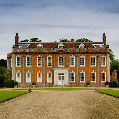 Belchamp Hall, Suffolk.