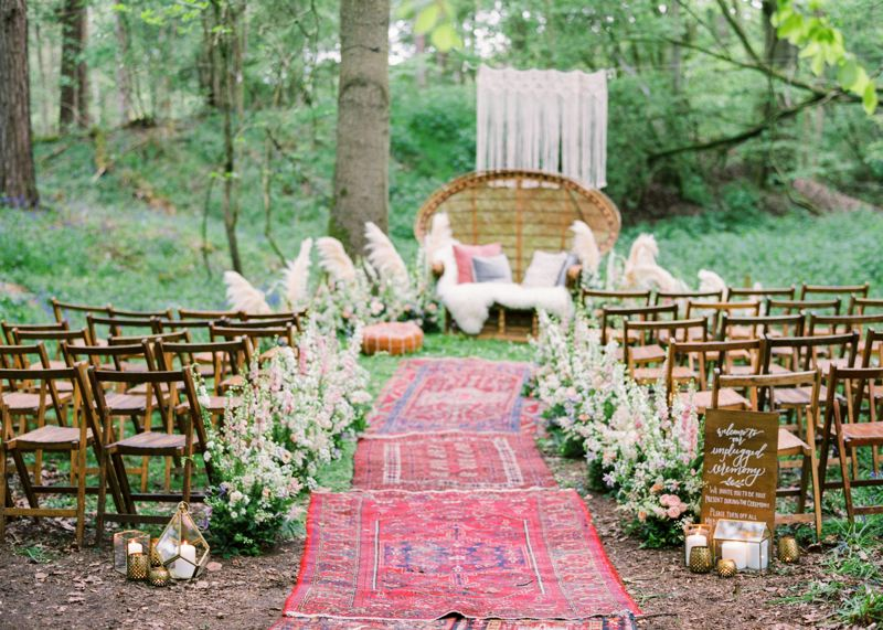Wedding Venues In Buckinghamshire South East Greenacres Woodland