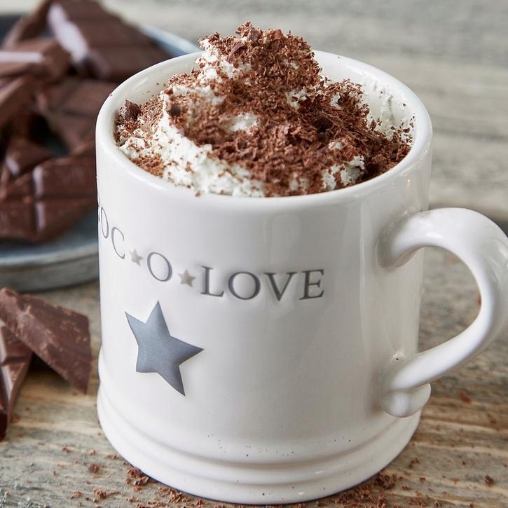 Nordic House Choc-O-Love Set of 2 Mugs £22.00.