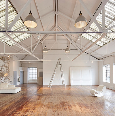 See more about AREA wedding venue in East London,  London