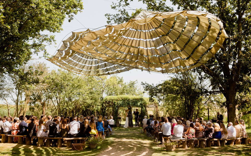Coco wedding venues slideshow - Woodland Wedding Venues in Kent - The Oak Grove