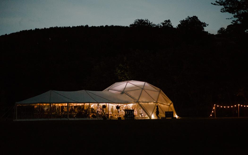 Coco wedding venues slideshow - unique-tent-canvas-structure-wedding-venues-baya-hire-004