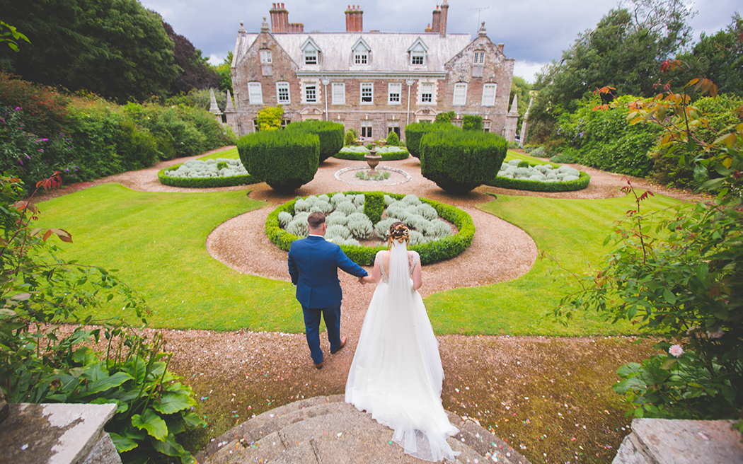 Coco wedding venues slideshow - beach-country-house-wedding-venues-in-devon-langdon-court-002
