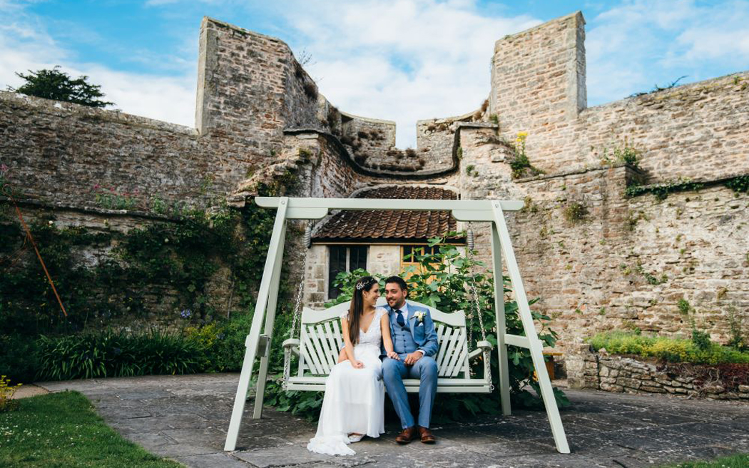 Coco wedding venues slideshow - Castle Wedding Venue in Somerset - The Bishop's Palace & Gardens