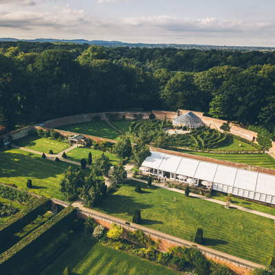 See more about Combermere Abbey wedding venue in Cheshire, North West