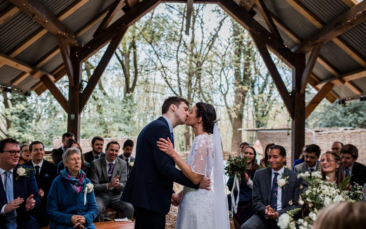 Coco wedding venues slideshow - A Unique Woodland Wedding Venue in Bristol - Arnos Vale