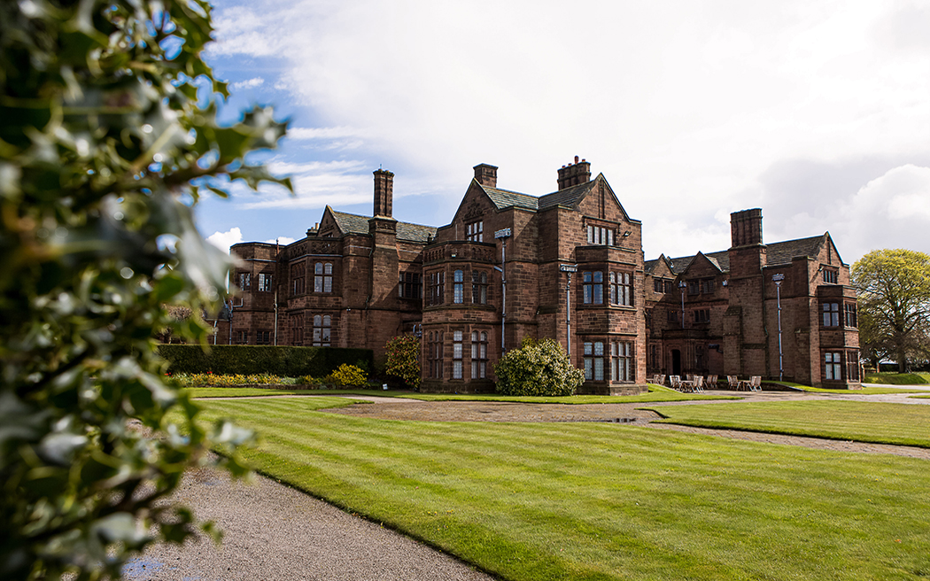 Wedding venues in cheshire north west thornton manor for Chesire house