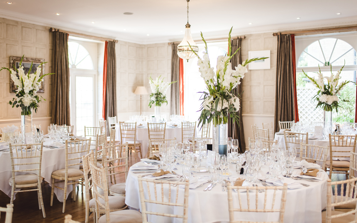 Coco wedding venues slideshow - Country House Wedding Venue in Gloucestershire - The Slaughters Manor House