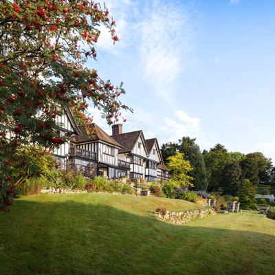 See more about Gidleigh Park wedding venue in Devon,  South West