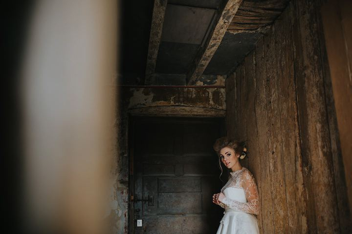 8c0b7356efc Rustic Charm Meets English Country Glamour at Calke Abbey