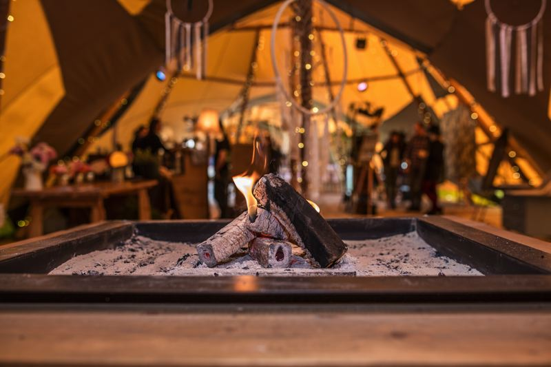 the sami tipi spring showcase uk wedding venues directory