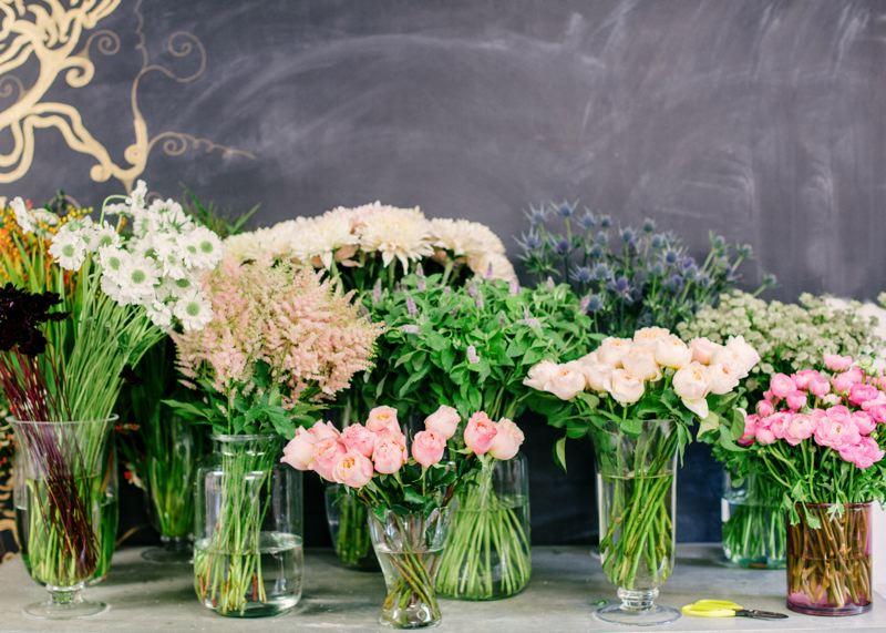 Wedding Flowers Part I: The Budget | UK Wedding Venues Directory